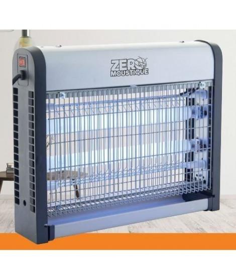 Lampe anti-moustique en aluminium pour nuisibles volants Zéro Moustique - Pour une surface de 60 m²