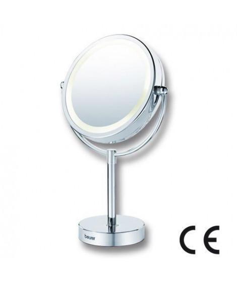 BEURER BS69 Miroir lumineux - Chrome