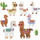EPOCH - 31596 - Les adorables lamas