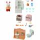 EPOCH - 5479 - Le set d'ameublement cosy cottage et papa